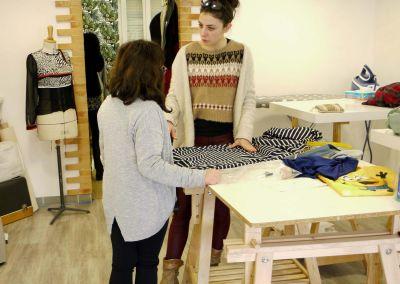 Cours de couture pour enfant