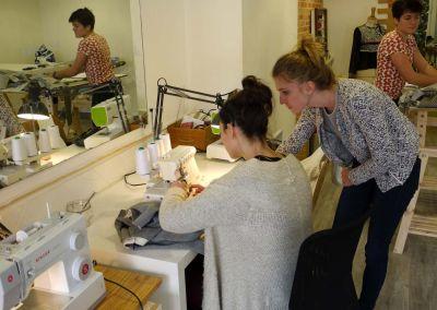 Enseignement de la couture
