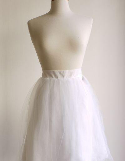 Création d'une jupe sur mesure